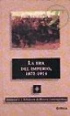 Papel LA ERA DEL IMPERIO 1875-1