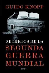 Papel Secretos De La Segunda Guerra Mundial