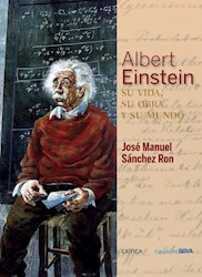 Papel Albert Einstein Su Vida Su Obra Y Su Mundo