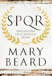 Libro Spqr  Una Historia De La Antigua Roma