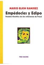 Papel EMPEDOCLES Y EDIPO (PARALELO FILOSOFICO DE DOS REFERENCIAS D