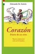 Papel CORAZON DIARIO DE UN NIÑO TEXTO COMPLETO CON ACTIVIDADE