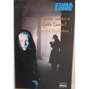 Papel Quien Conoce A Greta Garbo