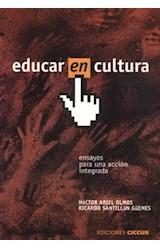 Papel EDUCAR EN CULTURA