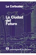 Papel CIUDAD DEL FUTURO (LE CORBUSIER) (RUSTICA)