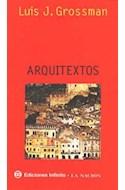Papel ARQUITEXTOS (GROSSMAN) [INFINITO / NACION]