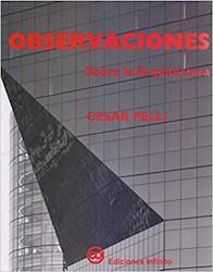 Libro Observaciones Sobre La Arquitectura