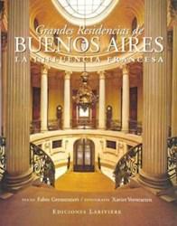 Libro Grandes Residencias De Buenos Aires