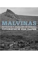 Papel MALVINAS RETRATOS Y PAISAJES DE GUERRA (CARTONE)