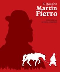 Libro El Gaucho Martin Fierro