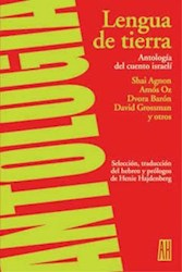 Libro Lengua De Tierra  Antologia Del Cuento Israeli
