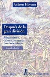 Papel Despues De La Gran Division