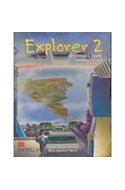 Papel EXPLORER 2 STUDENT'S BOOK WORKBOOK INCLUDED [3 CICLO]
