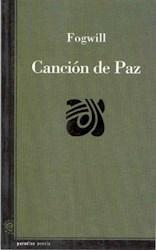 Libro Cancion De Paz