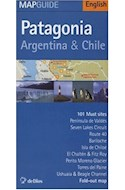 Papel PATAGONIA ARGENTINA & CHILE (MAP GUIDE)