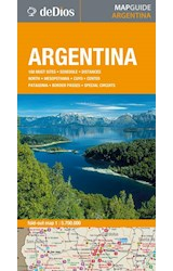 Papel ARGENTINA MAP GUIDE