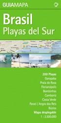 Papel Guia Mapa Brasil Playas Del Sur