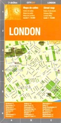 Papel London City Map
