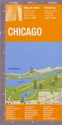 Papel Chicago City Map
