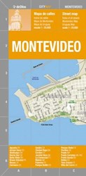 Papel Montevideo City Map