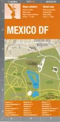 Papel Mexico Df City Map