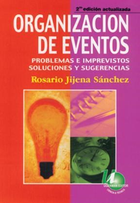 Papel Organizacion De Eventos. Problemas E Imprevistos. Soluciones