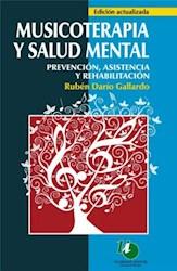 Libro Musicoterapia Y Salud Mental