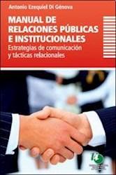 Libro Manual De Relaciones Publicas E Institucionales