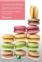 Libro La Rentabilidad Gastronomica