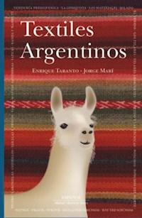 Libro Textiles Argentinos