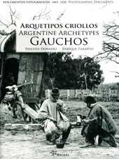 Libro Arquetipos Criollos Gauchos Español / Ingles
