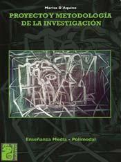 Libro Proyectos Y Metodologias De La Investigacion