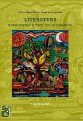 Papel Literatura Cosmovision Mitica Epica Y Tragica