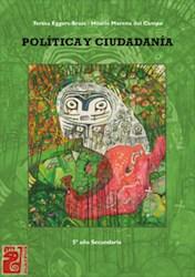 Libro Politica Y Ciudadania 5 Secundaria