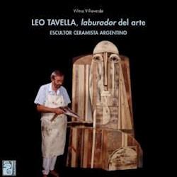 Libro Leo Tavella  Laburador Del Arte