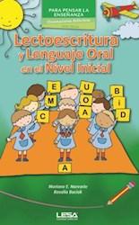 Papel Lectoescritura Y Lenguaje Oral En El Nivel Inicial