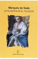 Papel FILOSOFIA EN EL TOCADOR (LETRAS UNIVERSALES)