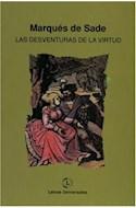 Papel DESVENTURAS DE LA VIRTUD (LETRAS UNIVERSALES)