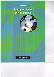 Papel Edipo Rey Antigona Altamira