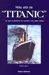 Libro Mas Alla De Titanic