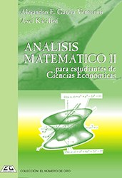 Libro 2. Analisis Matematico Para Estudiantes De Ciencias Economicas