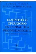 Papel DIAGNOSTICO OPERATORIO EN LA PRACT.PSICOPED. (NIÑOS,ADOL, AD