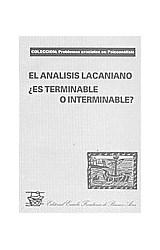 Papel EL ANALISIS LACANIANO ES TERMINABLE O INTERMINABLE