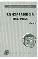 Papel EXPERIENCIA DEL PASE LIBRO II
