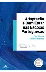 E-book Adaptação e Bem Esatr nas Escolas Portuguesas: dos alunos aos professores