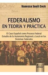 E-book FEDERALISMO EN TEORÍA Y PRÁCTICA