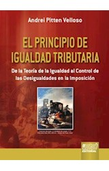 E-book EL PRINCIPIO DE IGUALDAD TRIBUTARIA