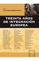 E-book Treinta años de integración europea