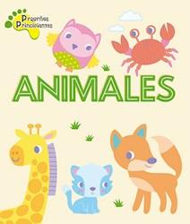 Libro P.P. - Mi Mundo De Carton - Animales