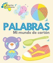 Libro P.P. - Mi Mundo De Carton - Palabras